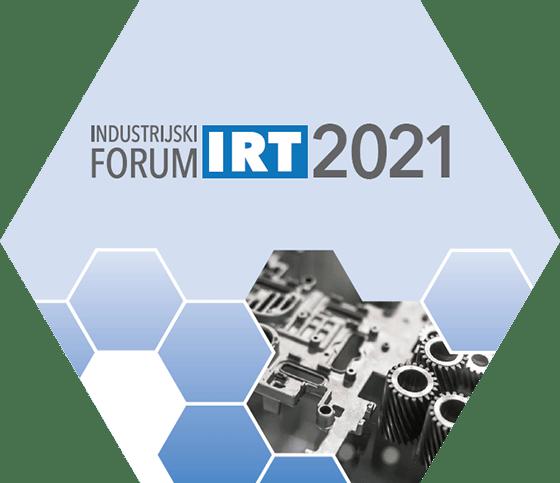 Zbornik 2021 - Industrijski forum IRT